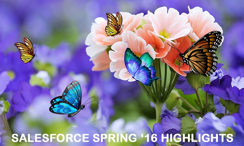 Salesforce spring16 highlights