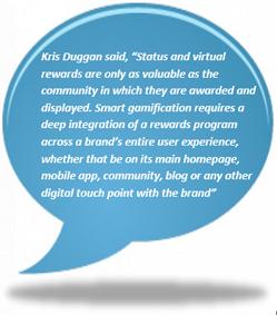 Kris Duggan on Gamification