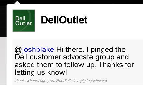 Dell's Success on Twitter