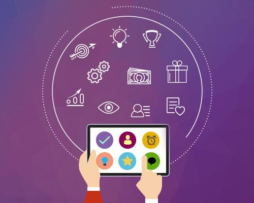 Gamification in partner communities