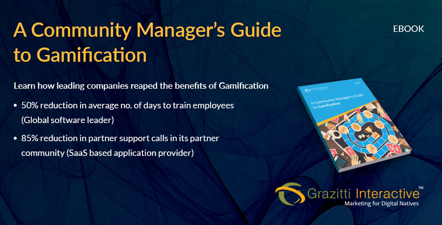 eguide on gamification in online communities